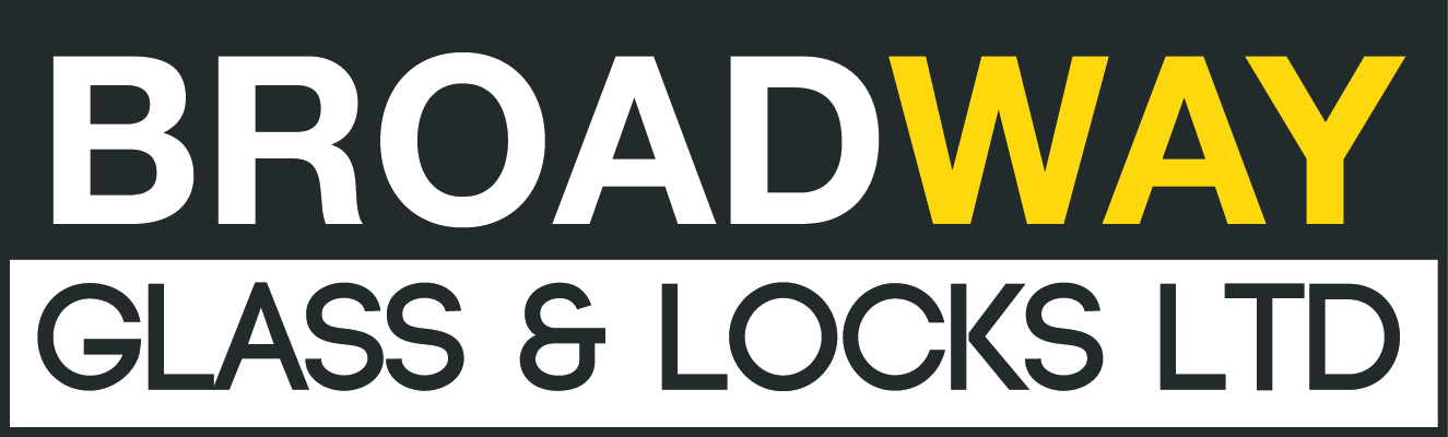 Broadway glass and locks logo